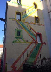Dresden street art.