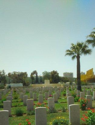 Beersheeba graves