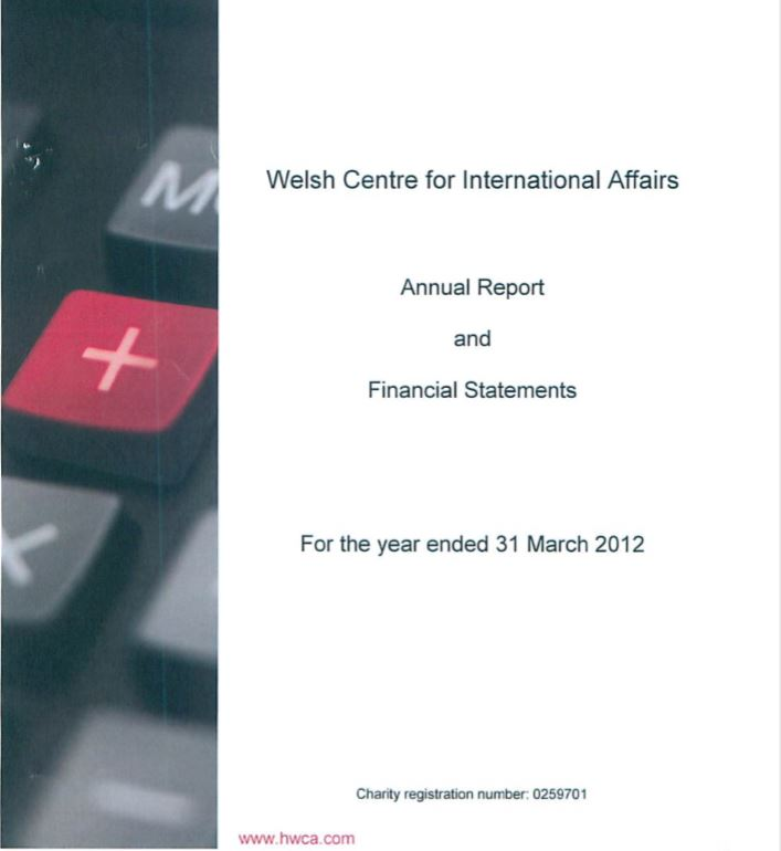 2012 Report Screen Grab