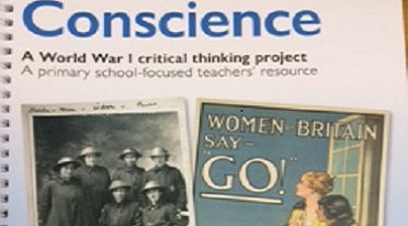 Learning - Conscience WW1 Primary Resource