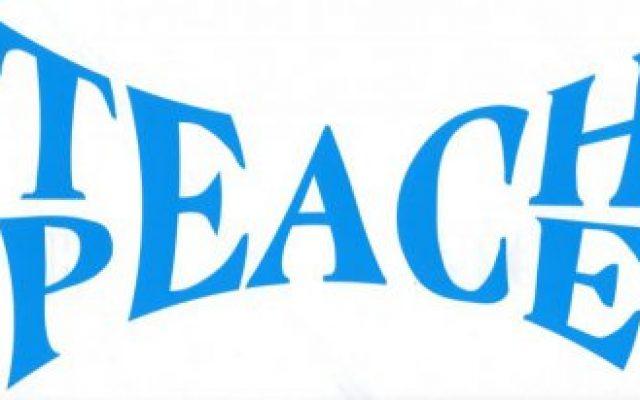Learning - Teach Peace Banksy