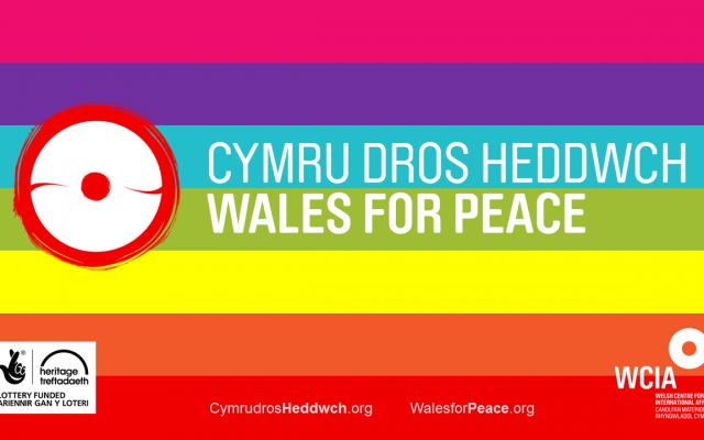 Wales Peace Flag