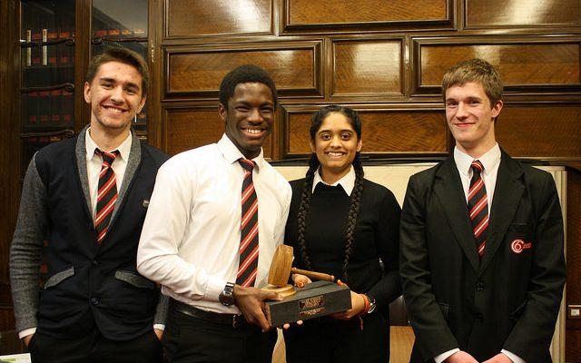 Wales debate championship