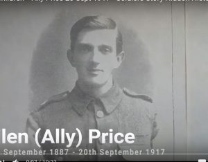 ally price screen grab