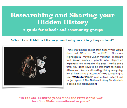 Hidden history toolkit screengrab