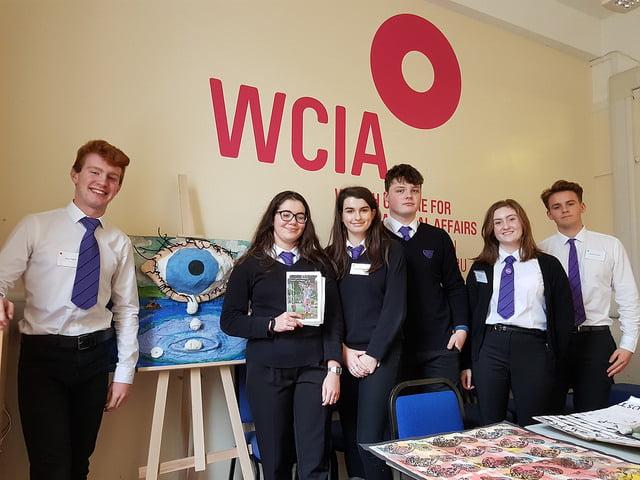Wales peaceschools rollover box