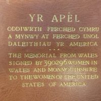 The Women's Peace Petition of 1923