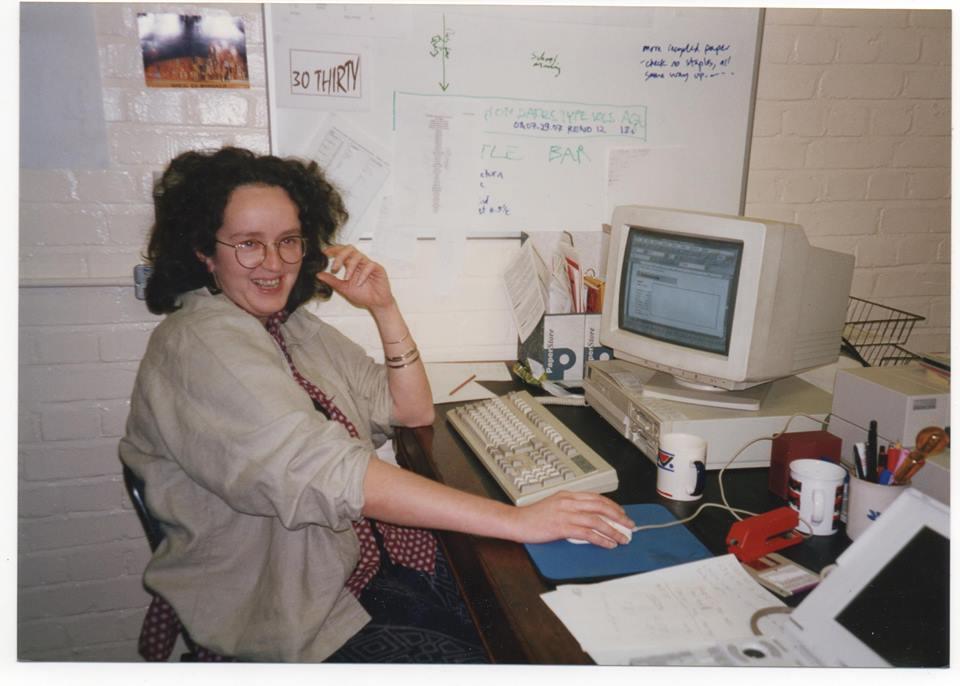International Directory Writing 95 - from Tamara Morria