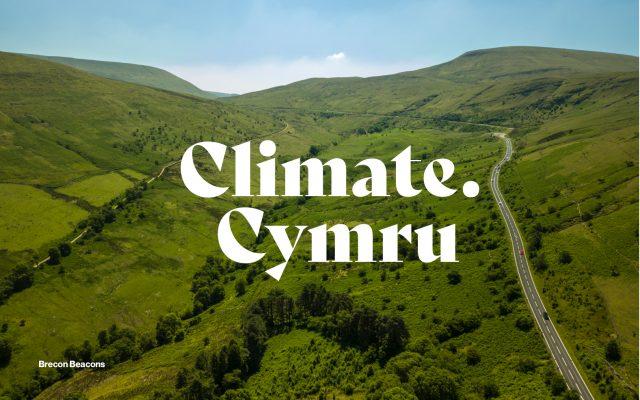 Climate Cymru Hystingau Cyflym