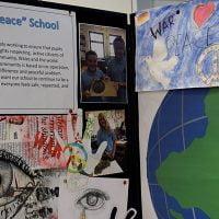 Becoming a Peace School / Dod yn Ysgol Heddwch
